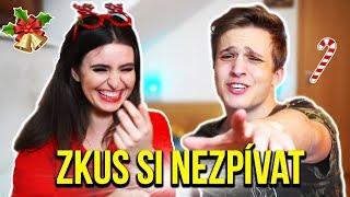 Jmenuje Se Martin - VÁNOČNÍ ZKUS SI NEZPÍVAT feat. Anna Sulc | Martin - YouTube - Zdroj: