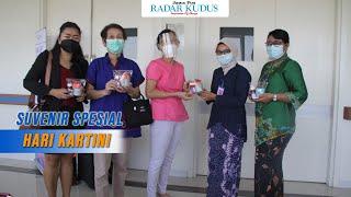 Cantiknya Karyawan RS Bhina Pakai Kebaya di Hari Kartini