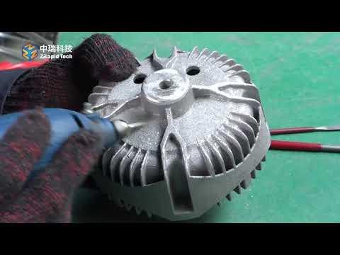 video ZRapid Tech iSLM 100 3D Printer