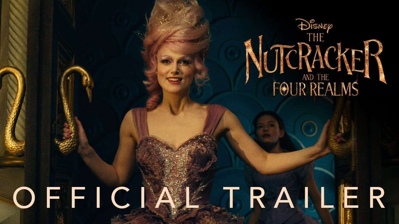 Trailer de The Nutcracker and the Four Realms