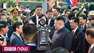 Lãnh đạo Triều Tiên Kim Jong-un đã đến Việt Nam