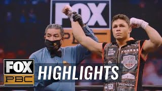 Joey Spencer dominates Isiah Seldon, wins by first-round knockout | HIGHLIGHTS | PBC ON FOX