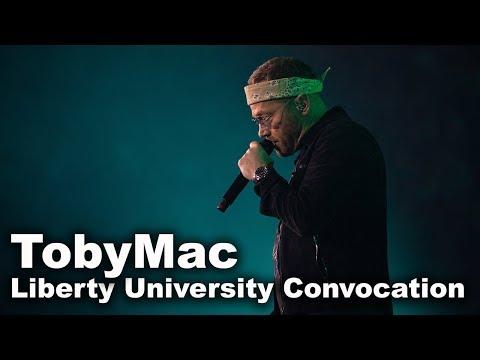 TobyMac - Liberty University Convocation