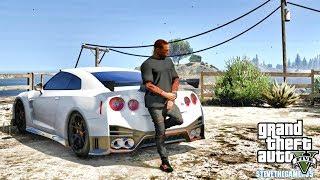 GTA 5 REAL LIFE CJ MOD #136 - THE BOSS!!!(GTA 5 REAL LIFE MODS)