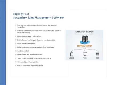 Arokia IT Pvt Limited  Secondary Sales Software