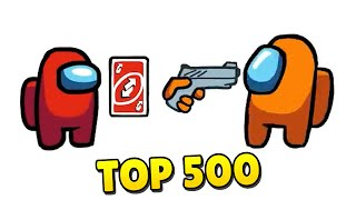 TOP 500 AMONG US KILL ANIMATION MEMES