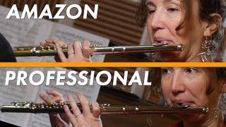 Flute Expert tries $70 AMAZON Flute VS Her Flute