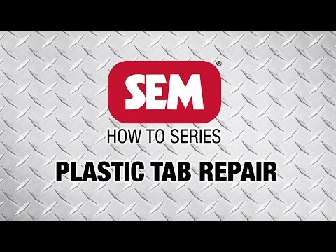 SEM How To Series: Plastic Tab Repair