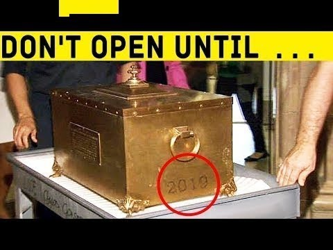 12 Most Amazing Time Capsules In The World