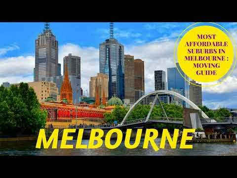 Most Affordable Suburbs in Melbourne 2020