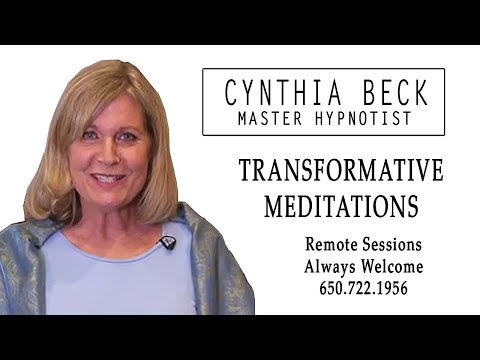 Meditation - Cynthia Beck, CCHT.mov