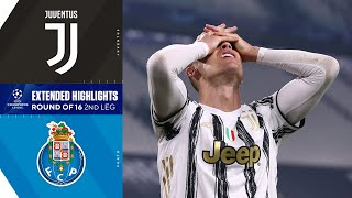 Juventus vs. Porto: Extended Highlights | UCL on CBS Sports