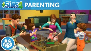 The Sims 4 Parenthood: Parenting Official Gameplay Trailer