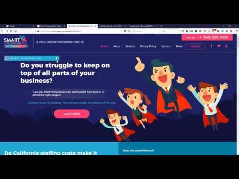 Managing Virtual Assistants Philippines – Clear Job Briefs Site Tweaks 01 Use Video