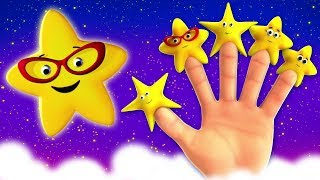 Star Finger Family And Many More 3D Kids Songs by Nursery Rhyme Street