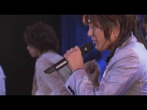 東方神起 / Stay With Me Tonight (1st LIVE TOUR 2006~Heart, Mind and Soul~)