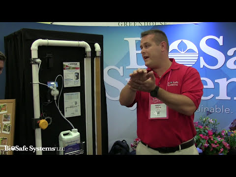 Cultivate'15 – Eta-Tron Pump and SaniDate 12.0 Demo