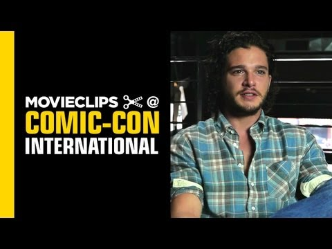 Comic-Con Video: 'Game of Thrones' Kit Harington Interview - THR ...