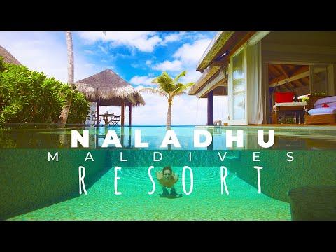 Как да се озовете в рая на земята - пътуване до уникален хотел на Малдивите! (HD ВИДЕО)
