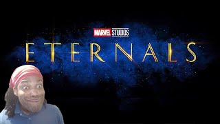 ETERNALS OFFICIAL TEASER TRAILER (2021) BREAKDOWN! MARVEL STUDIOS PHASE 4 LIVE REACTION