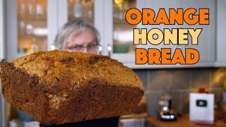 1932 Orange Honey Bread Recipe    Glen & Friends Cooking