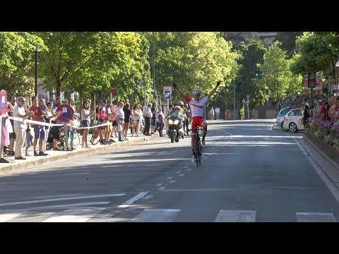 Iker Ballarinek irabazi du Jose Mari Anza Memoriala
