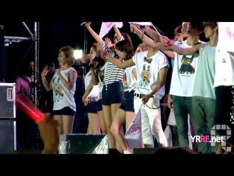 [YRRE] 120818 SMT Ⅲ in SEOUL - Hope & Ending