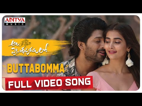 buttabomma-full-video-song