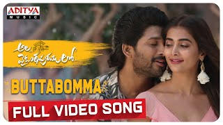 ButtaBomma Full Video Song