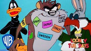 Looney Tuesdays   Taz! Wants! Rabbits (And Ducks)!   Looney Tunes   WB Kids