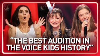 These SISTERS' voices SHOOK the coaches in The Voice Kids | Journey #63