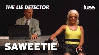 Saweetie Takes A Lie Detector Test: Would She Date Drake?