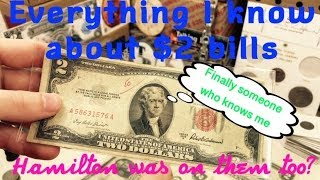 $2 Bill Facts! Bet You don't Know them all!