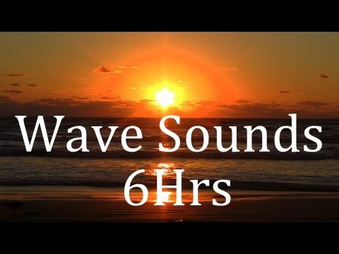 wave sounds 6hrs sleep sounds get to sleep fast youtube. Black Bedroom Furniture Sets. Home Design Ideas