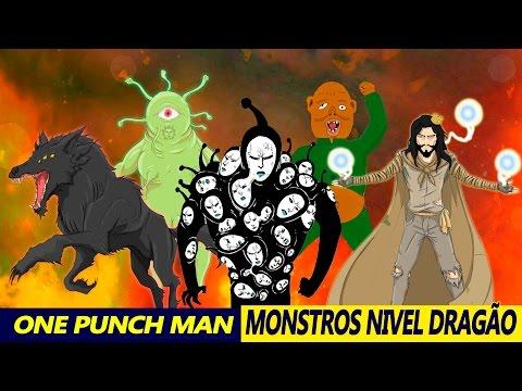 ONE PUNCH MAN | Os Monstros Nível Dragão (Parte 2)
