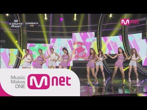Mnet [M COUNTDOWN] Ep.390 : 카라(KARA) - So Good + 맘마미아(Mamma Mia) @MCOUNTDOWN_140821