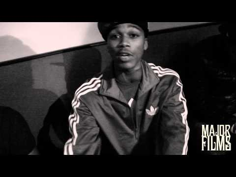 LilSnupe Freestyles for Meek Mill for the first time