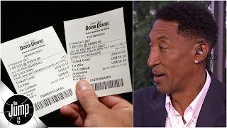 'I'm sorry for the gamblers, but you're gambling' - Scottie Pippen on injury transparency | The Jump