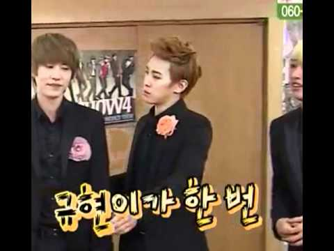 Kyumin - Kyuhyun, do the mission one more time