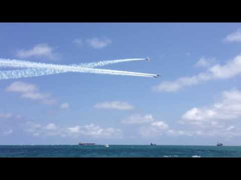 Fort Lauderdale Air Show 2013
