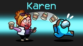 OFFICIAL *KAREN* Role in Among Us