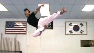 Taekwondo Kicking and Training Sampler | Master Woo | TaekwonWoo