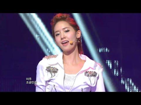【TVPP】Yoona(SNSD) - My Name (BoA), 윤아(소녀시대) - 마이 네임 @ 2010 Korean Music Festival