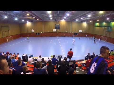Titel verteidigt! Highlights der HFV-Auswahl (Futsal-Landesauswahlturnier 2015) | ELBKICK.TV