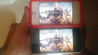 Tập Kích iPhone 4 và iPhone 4S