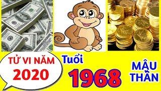 Tử vi năm 2020 tuổi MẬU THÂN - 1968 VỀ SỰ NGHIỆP, VẬN HẠN, SAO CHIẾU MỆNH BẠN NÊN BIẾT