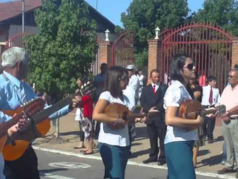 Desfile Iglesia Pentecostal de Chile, Isla de Maipo/ 2011 - Curico