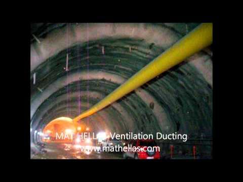 MAT HELLAS Ventilation Ducting