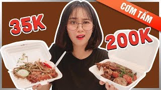 Misthy mê mẩn Cơm Tấm MẮC NHẤT Sài Gòn. 200k/phần || WHAT THE FOOD - TẬP 11
