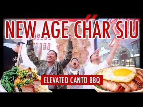 BEST CHINESE BBQ PORK (New Style!) Char Siu, Porchetta // Fung Bros